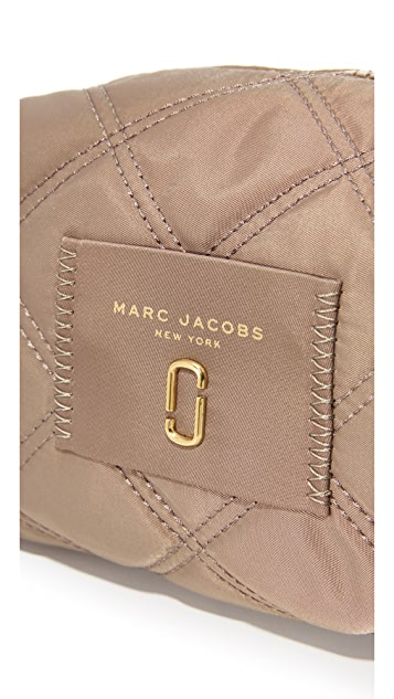 Marc Jacobs Nylon Knot Large Cosmetic Case