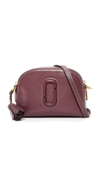 Marc Jacobs Shutter Camera Bag - Blackberry