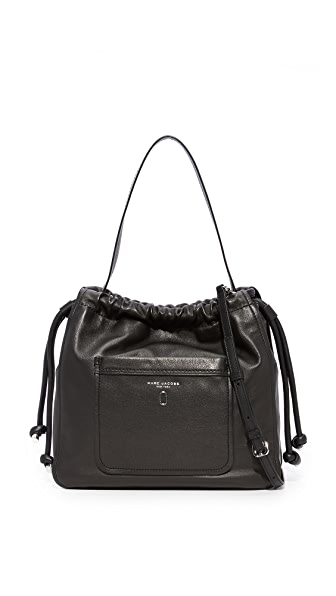 Marc Jacobs Tied Up Hobo - Black