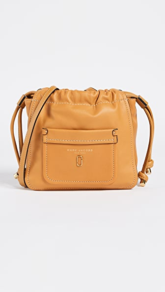 Marc Jacobs Tied Up Cross Body Bag - Mustard