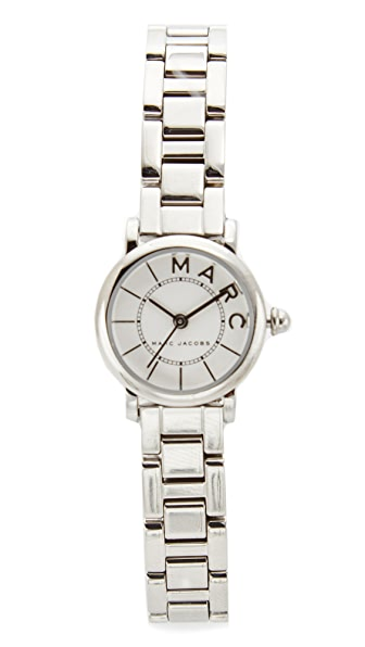 Marc Jacobs Small Roxy Watch - Silver/White
