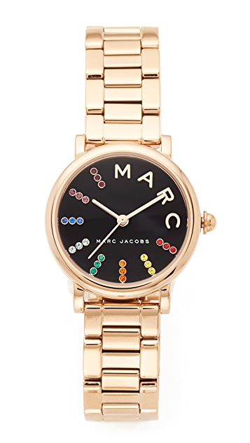 Marc Jacobs Small Roxy Extensions Watch
