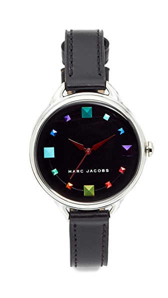 Marc Jacobs Betty Extensions Watch - Silver/Multi/Black