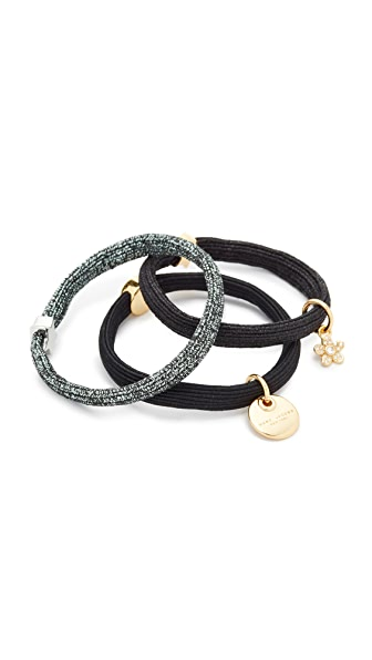 Marc Jacobs MJ Coin Pony Set - Black Multi