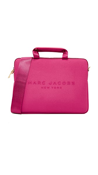 "Marc Jacobs 13"" Neoprene Commuter Case - Raspberry"