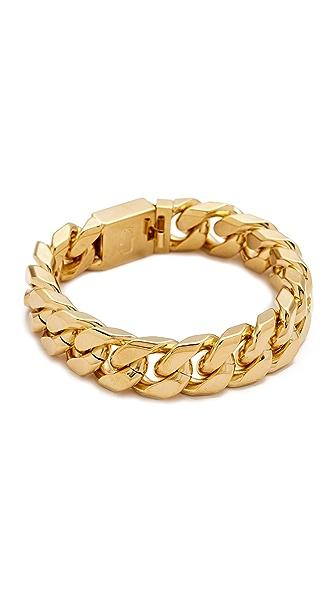 Marc Jacobs Respect Double J Bracelet