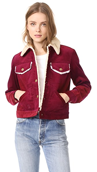 Marc Jacobs Cropped Jacket at Shopbop