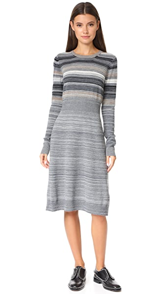 Marc Jacobs Multi Stripe Sweater Dress at Shopbop