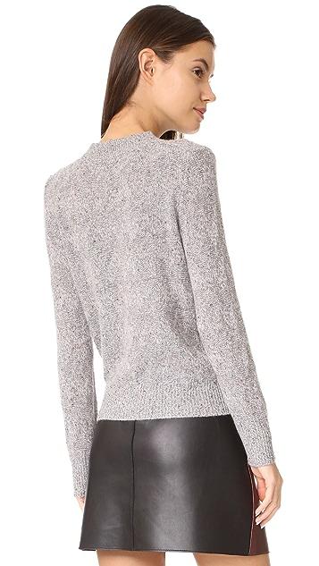Marc Jacobs Mock Neck Sweater