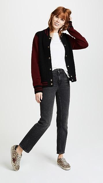 Marc Jacobs Varsity Sweater Jacket