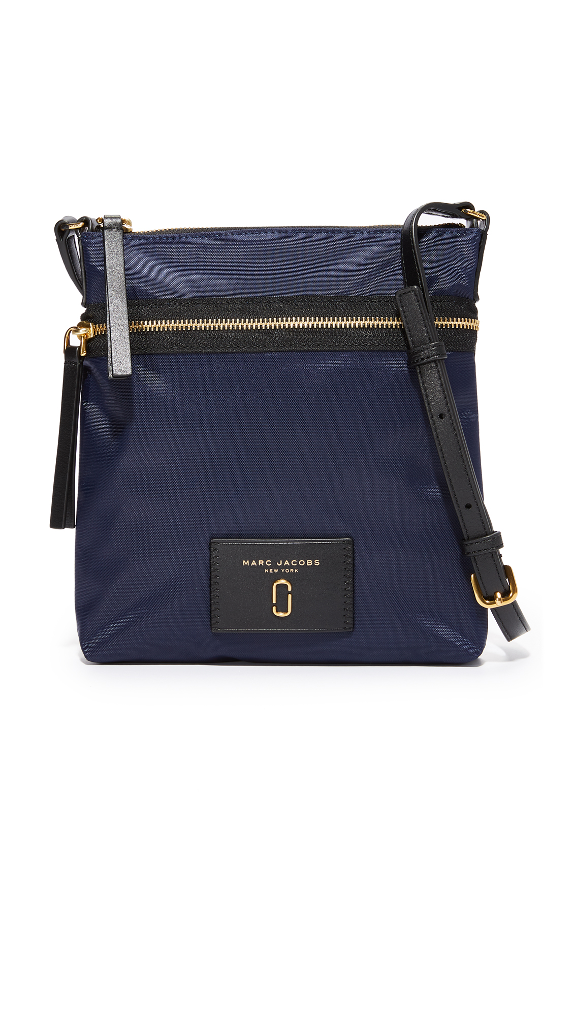 Marc Jacobs NS Cross Body Bag In Midnight