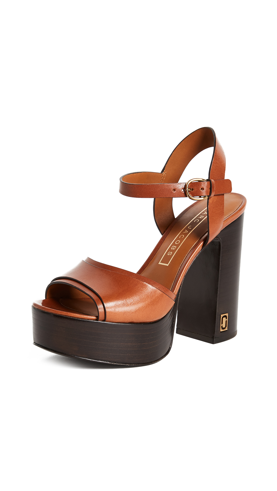 Photo of Marc Jacobs Lust Status Platform Sandals - buy Marc Jacobs shoes