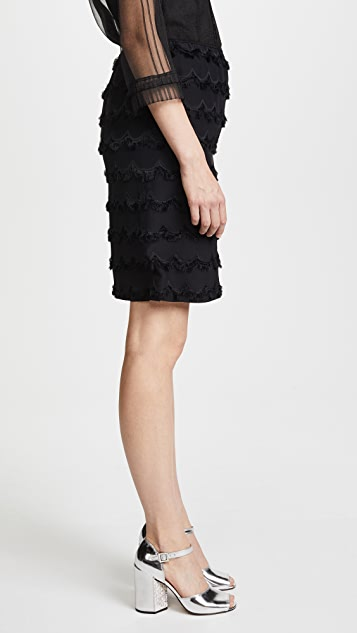 Marc Jacobs Knee Length Skirt