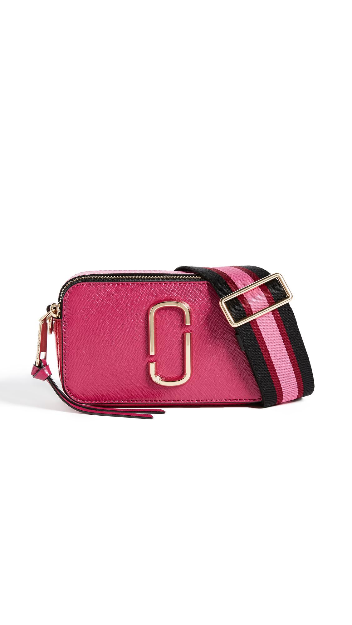 Marc Jacobs Snapshot Cross Body Bag - Hibiscus Multi