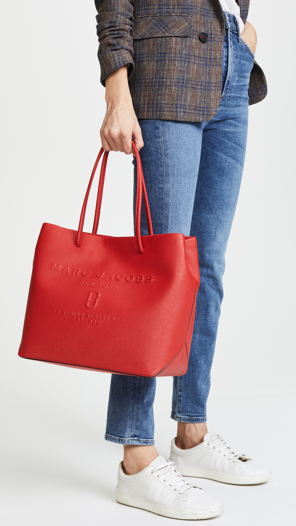 8b599b12e Marc Jacobs Logo Shopper Tote | SHOPBOP