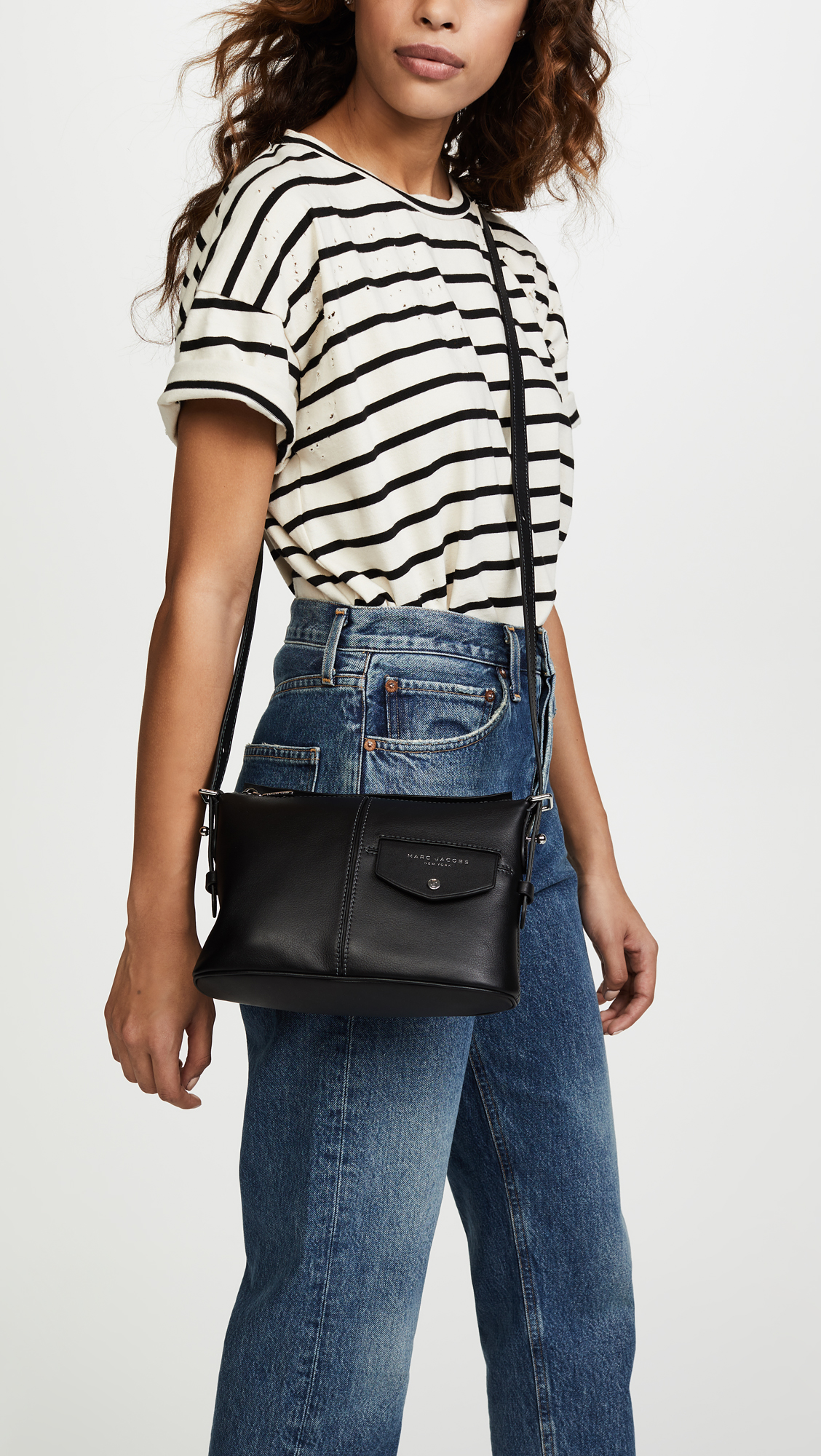 bfa377d7ee293a Marc Jacobs The Mini Sling Bag | SHOPBOP