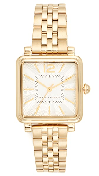Marc Jacobs Vic Watch - Yellow Gold