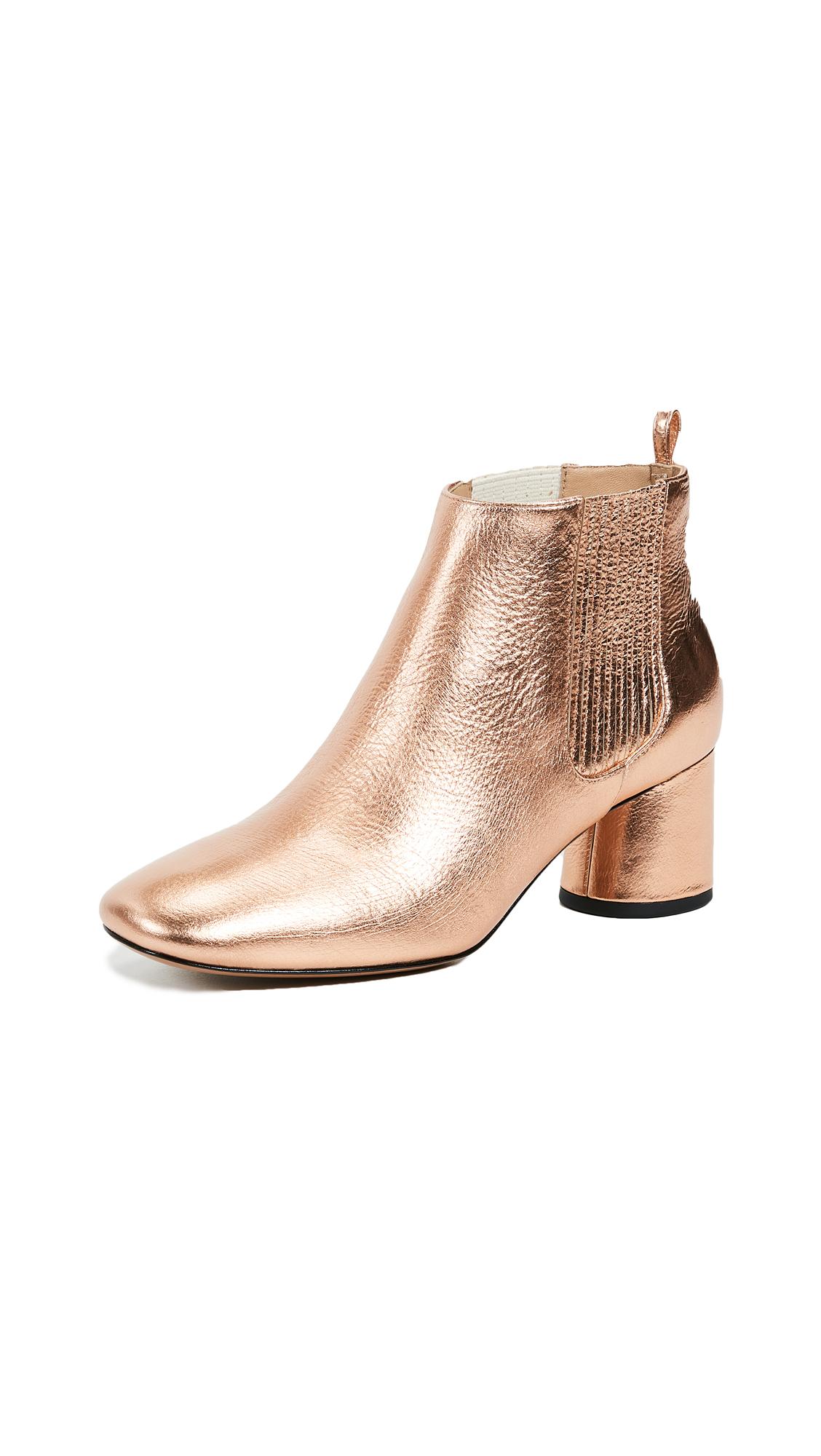 Marc Jacobs Rocket Chelsea Boots - Rose Gold
