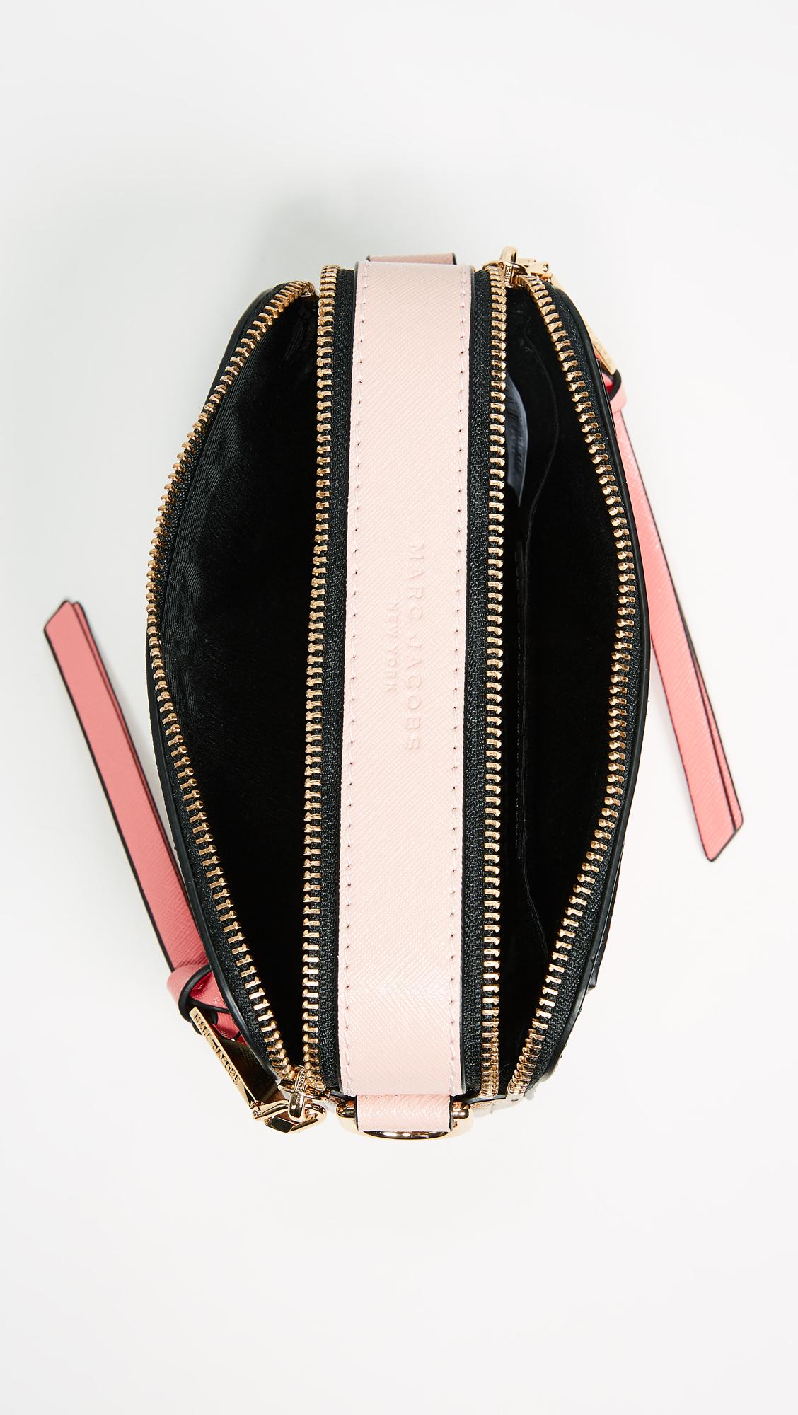 a0d2b3b9b1f18 Marc Jacobs Snapshot Camera Bag