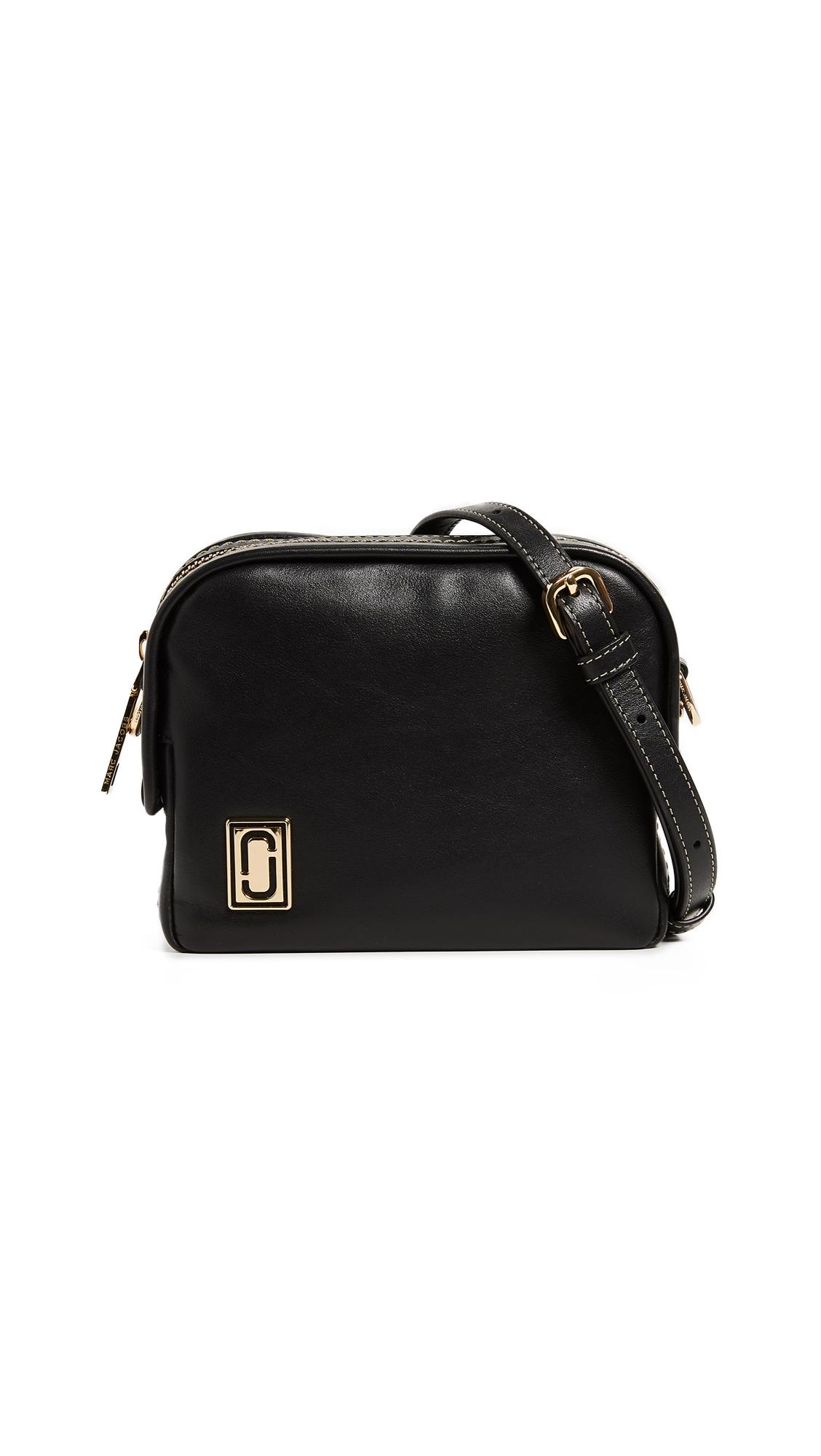 Marc Jacobs Mini Squeeze Bag - Black