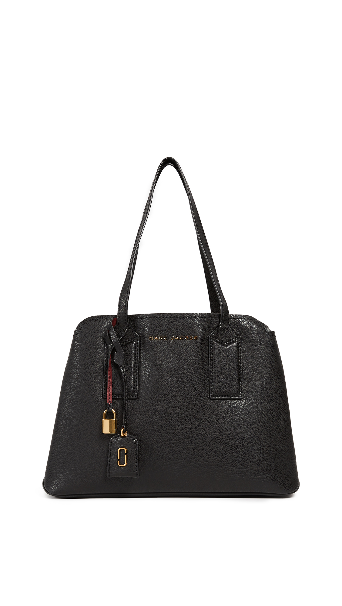 Marc Jacobs Editor Tote - Black