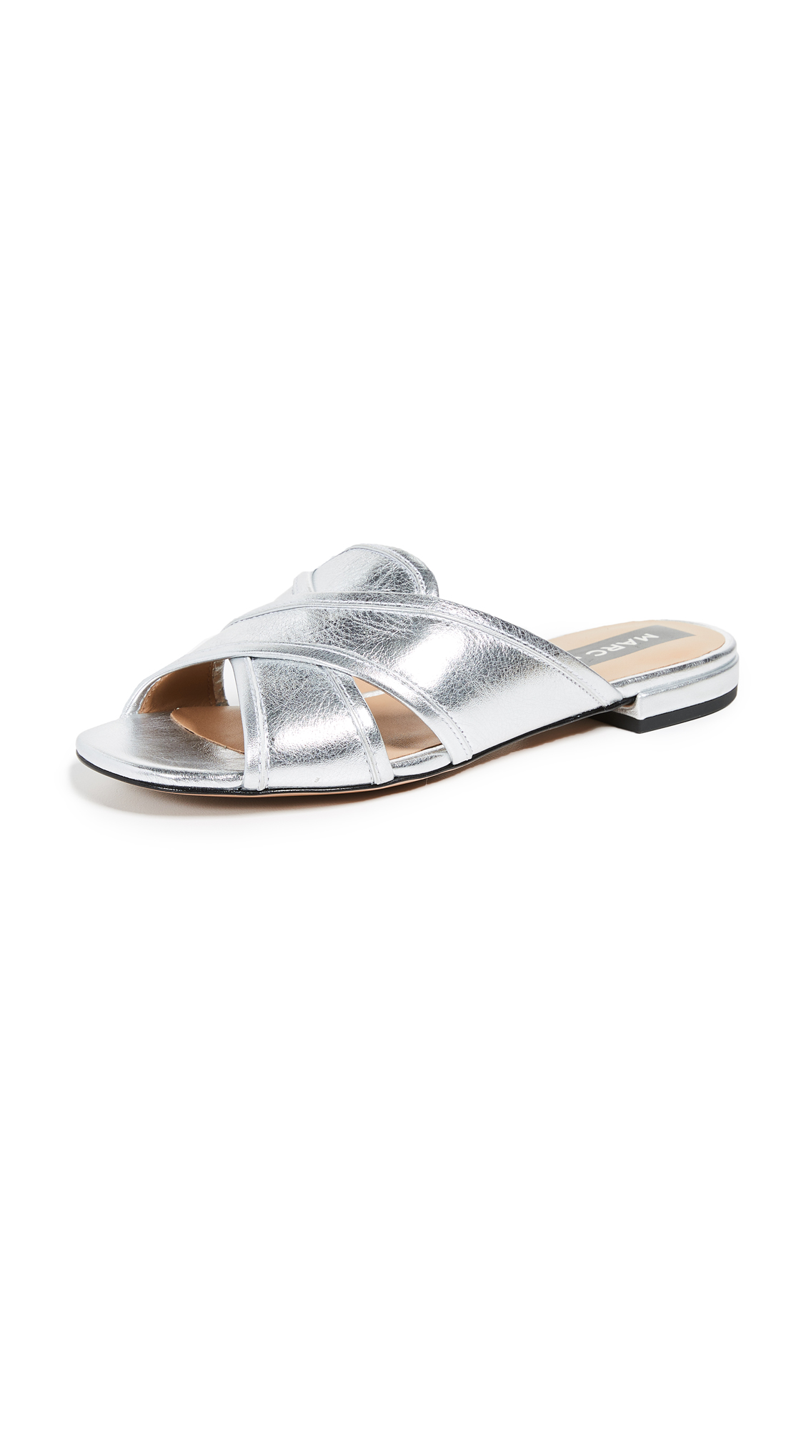 Photo of Marc Jacobs Aurora Flat Sandals - buy Marc Jacobs footwear online