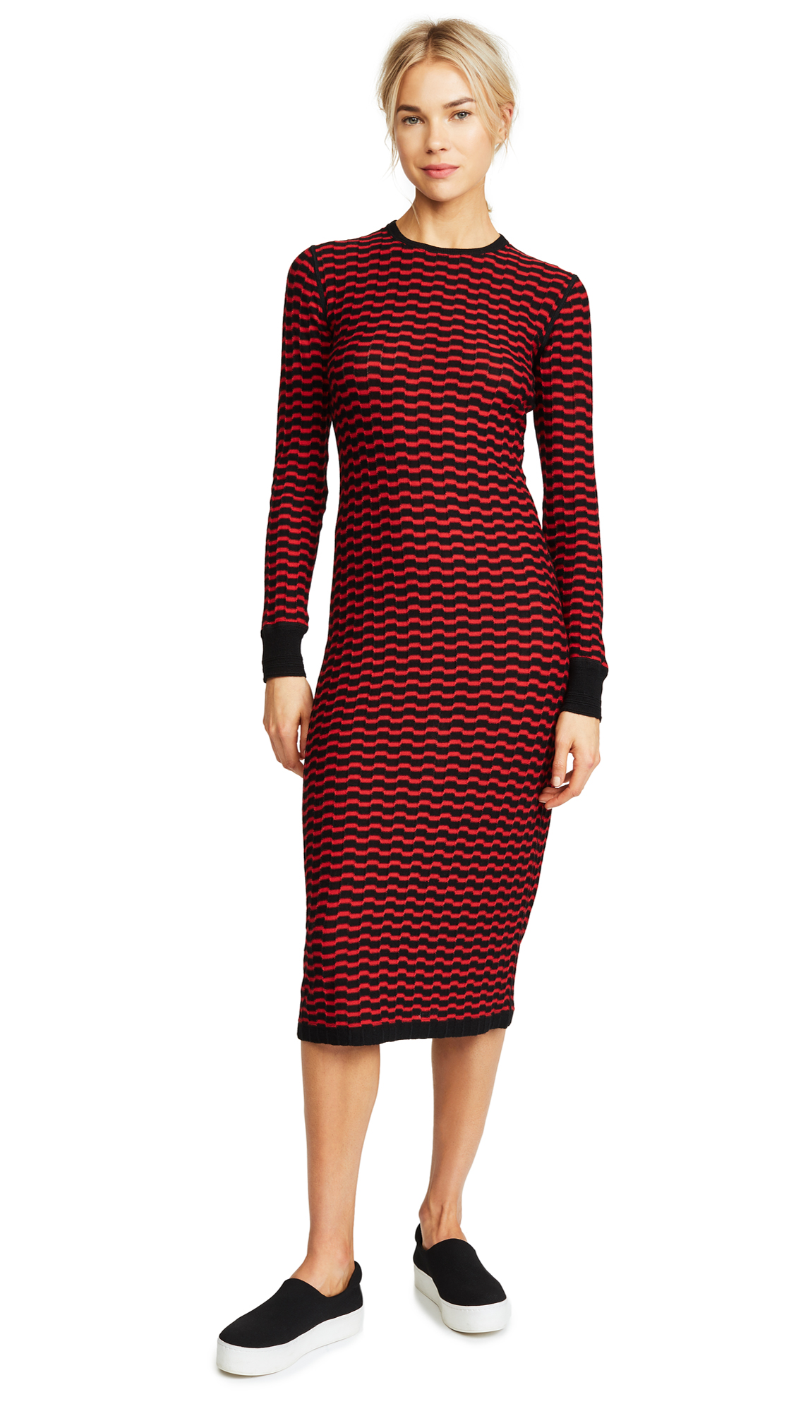 Marc Jacobs Thermal Dress