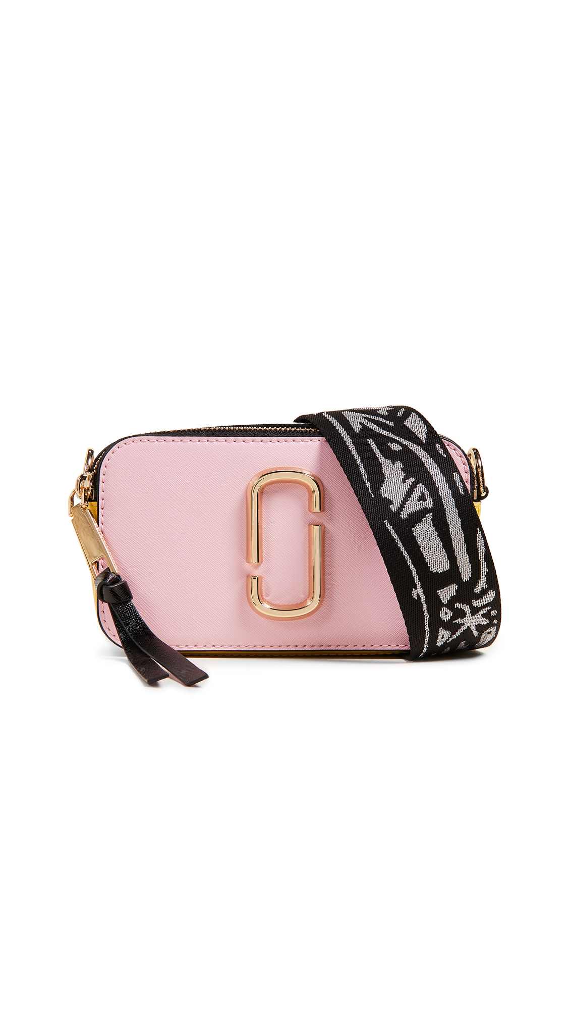 Marc Jacobs Snapshot Camera Bag - Baby Pink