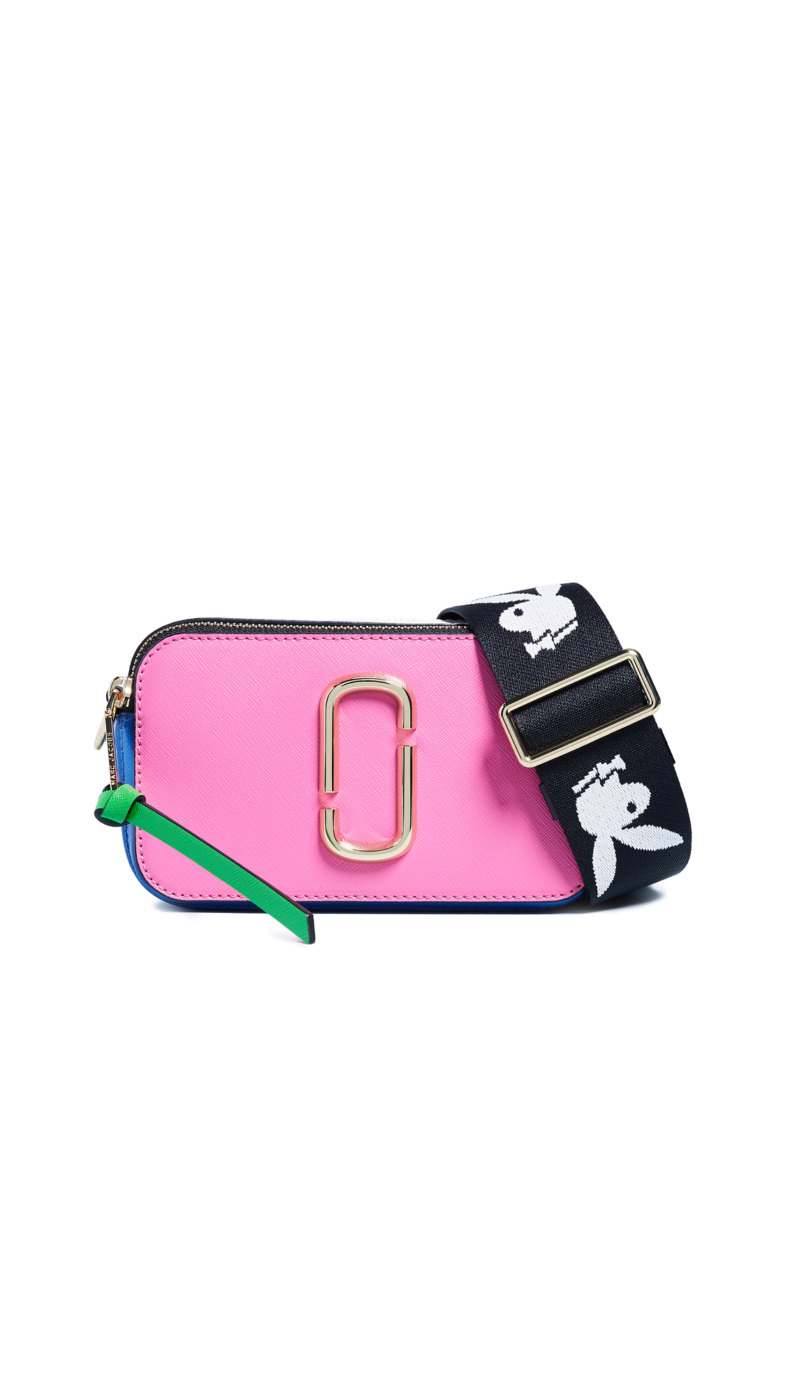 Marc Jacobs Snapshot Camera Bag - Vivid Pink