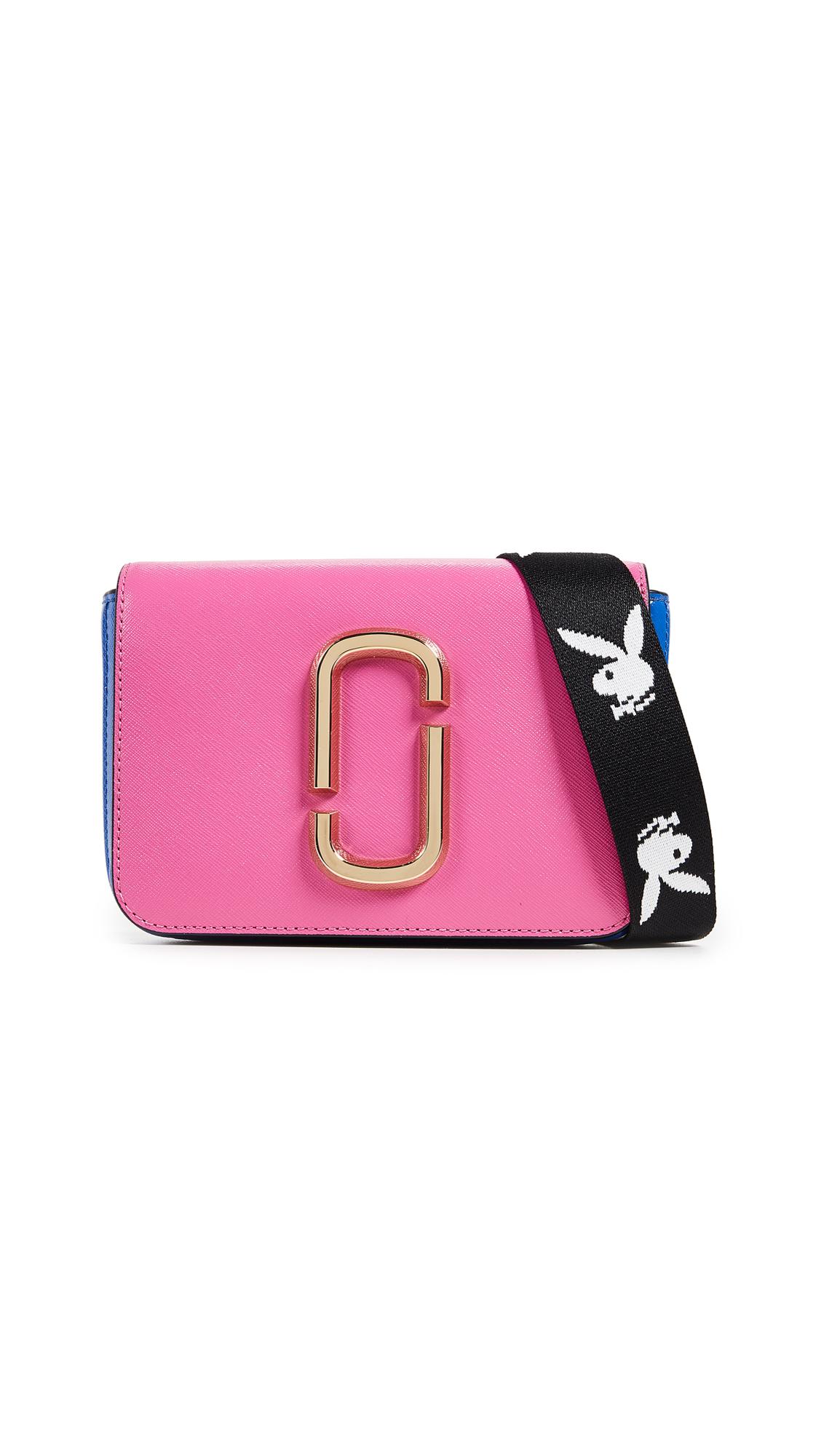Marc Jacobs Hip Shot Convertible Belt Bag - Vivid Pink