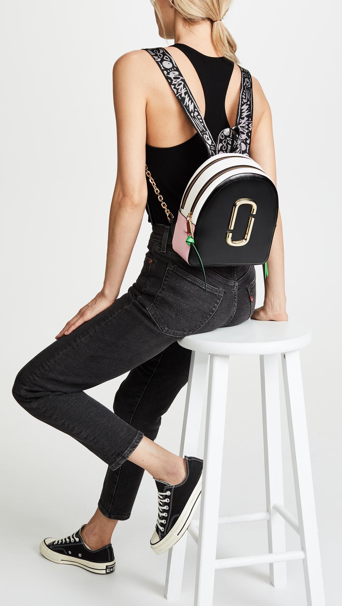 3e15d02d352c Marc Jacobs Packshot Backpack