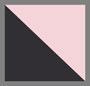 Black/Baby Pink