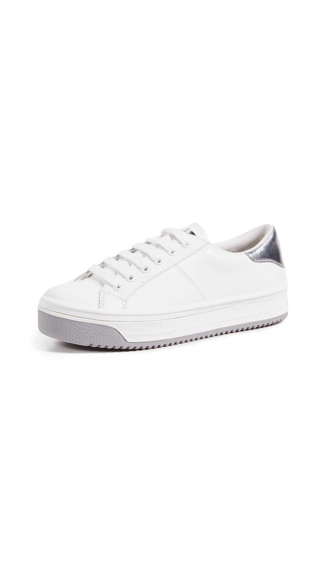 Marc Jacobs Empire Sneakers - White/Silver