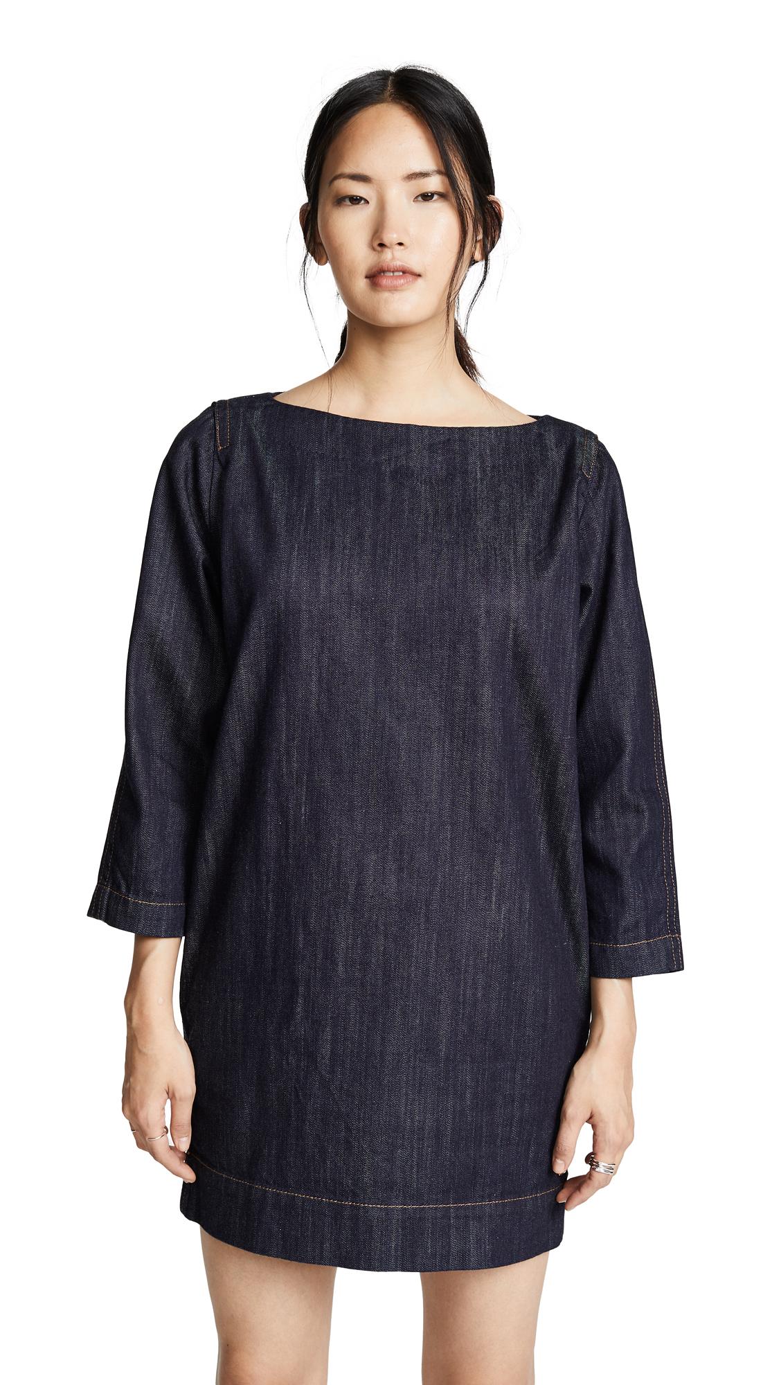 Marc Jacobs Denim Dress In Indigo