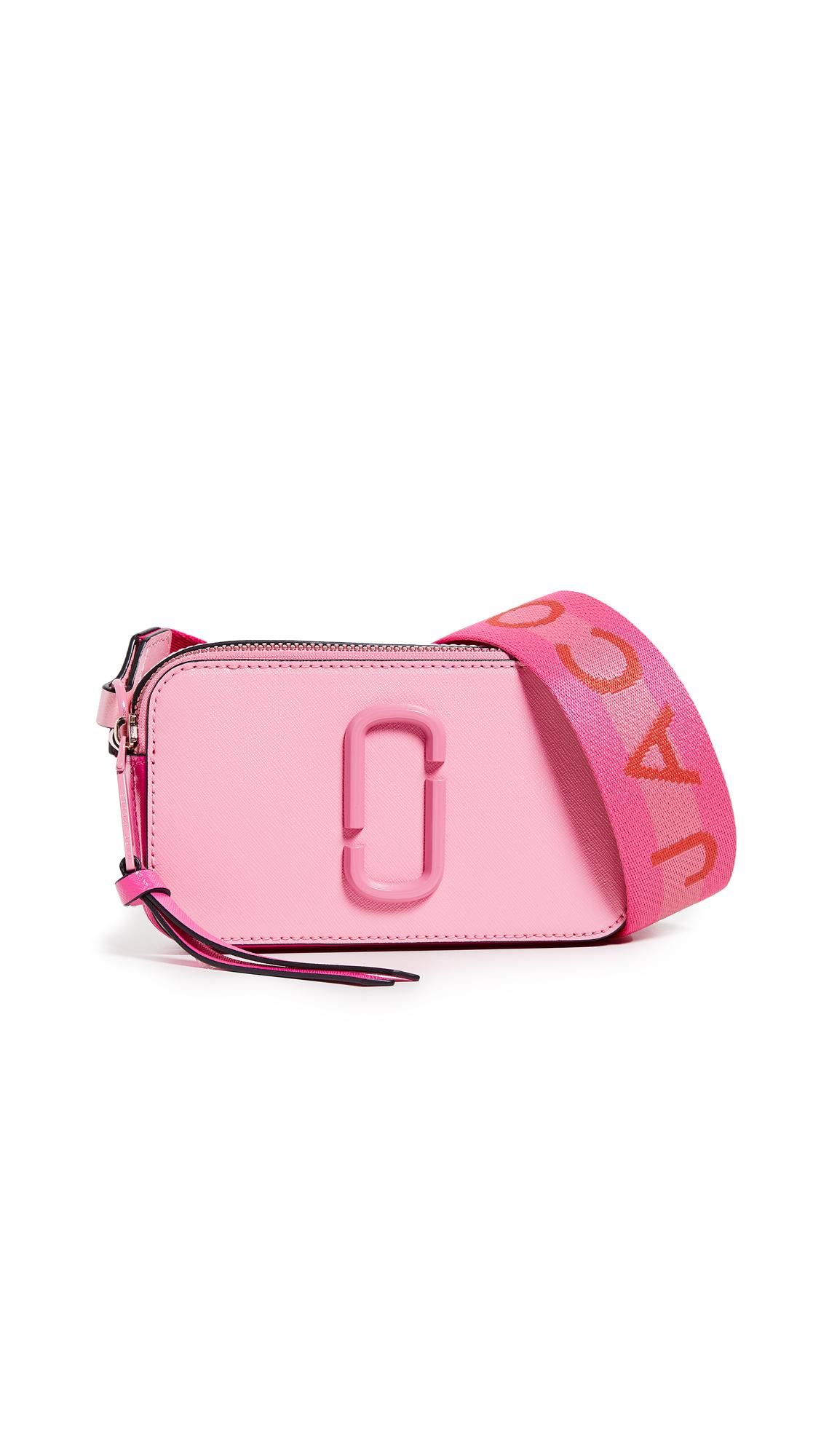 Marc Jacobs Snapshot Camera Bag - Pink Multi
