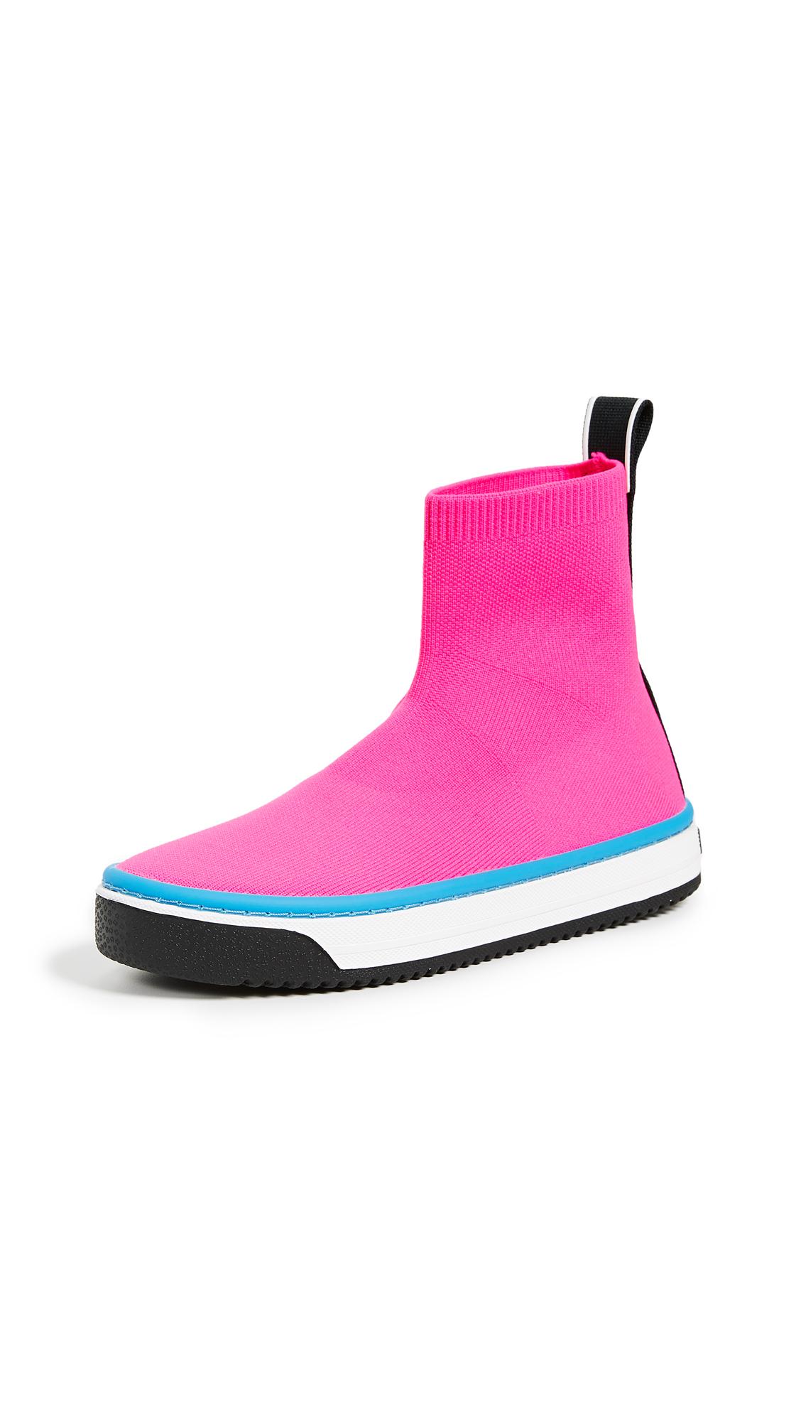 Marc Jacobs Dart Sock Sneakers - Pink