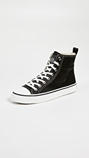 The Marc Jacobs Grunge High Top Sneakers