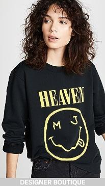 Marc Jacobs. Redux Grunge Bootleg Sweatshirt 0bc9de2917d9