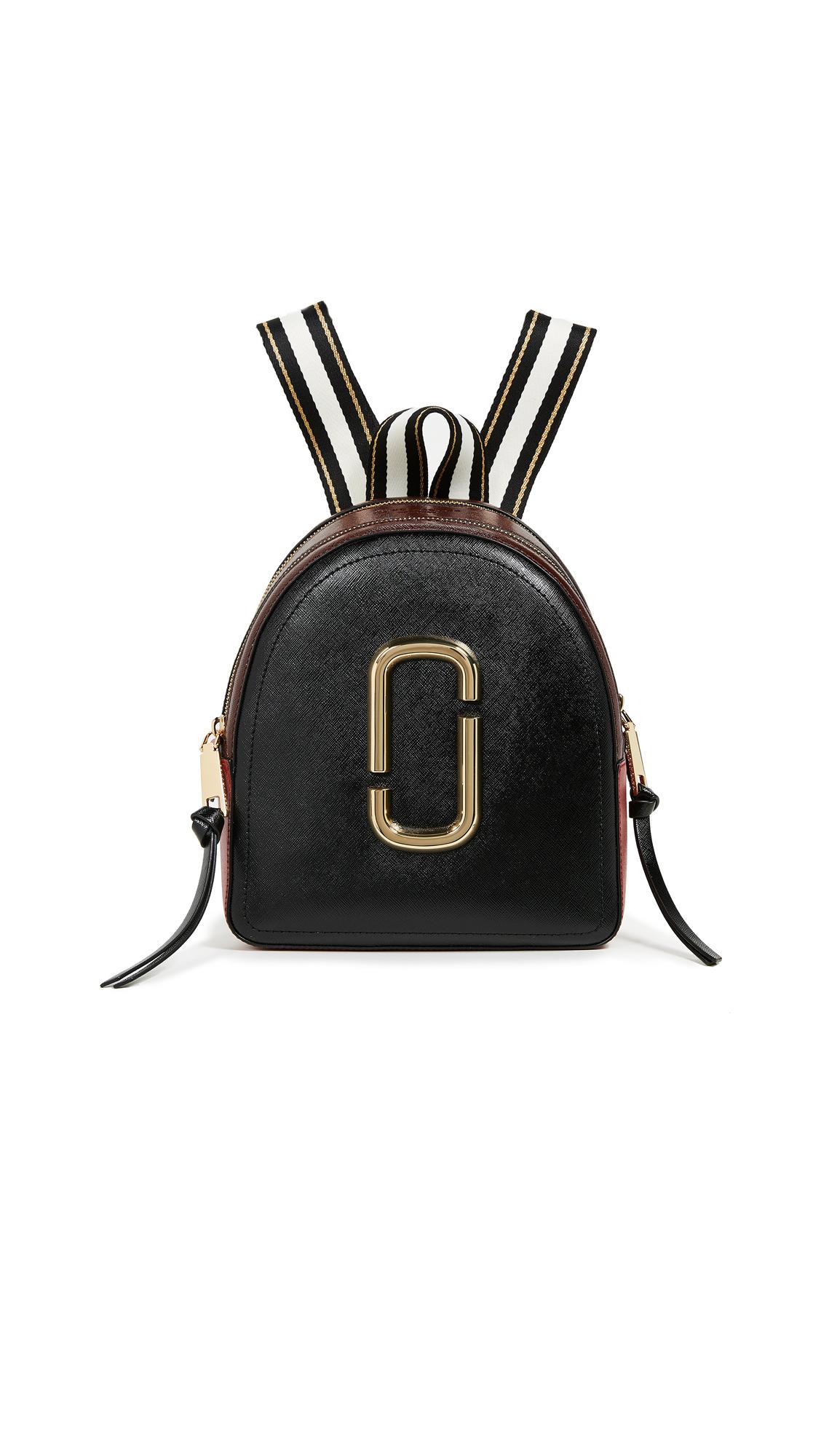 Marc Jacobs Packshot Backpack - Black/Red