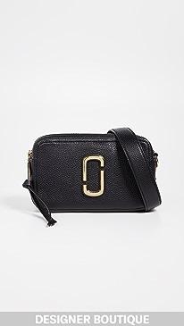 81b94f1af71 Marc Jacobs. The Softshot 21 Bag.  350.00  350.00  350.00. Black