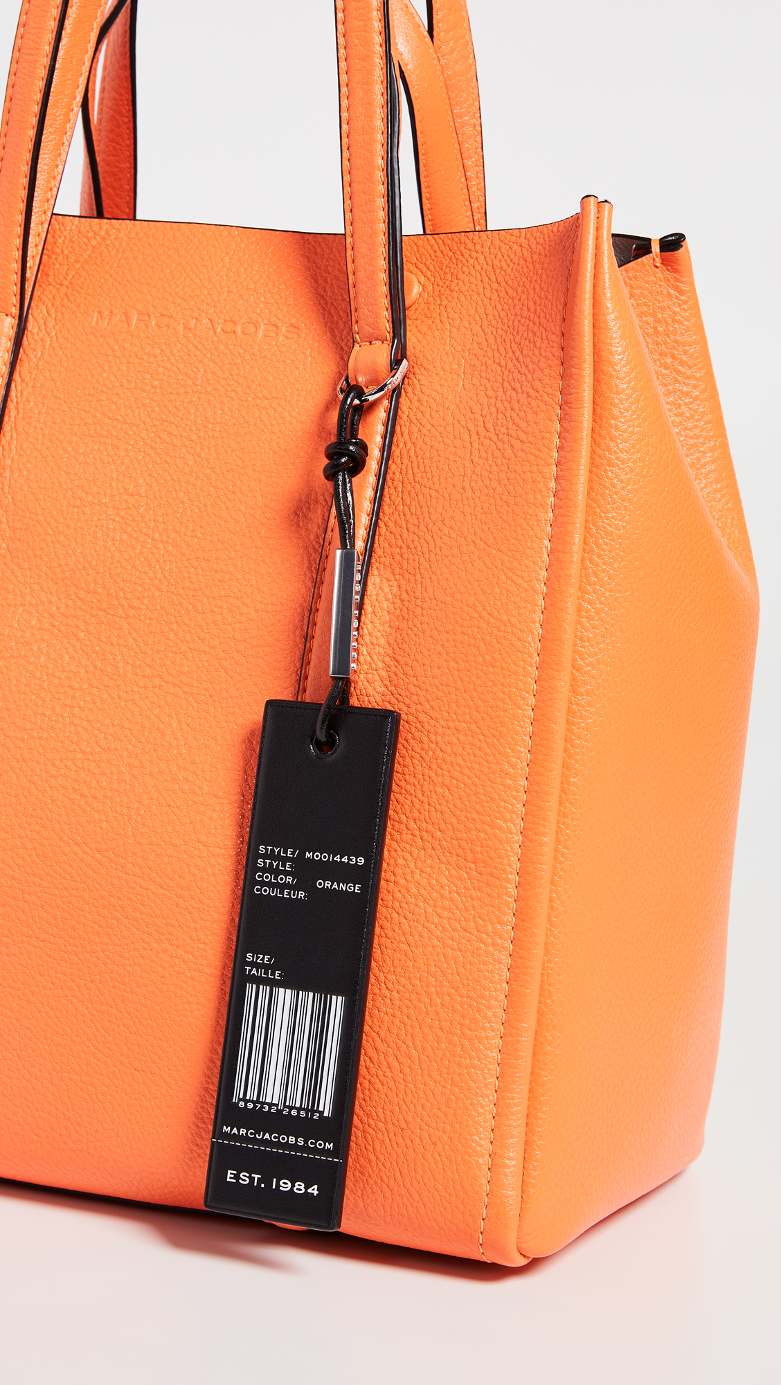 9e259695d247 Marc Jacobs The Tag Tote 27
