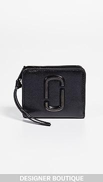 75cf32632ef Marc Jacobs. Snapshot Mini Compact Wallet