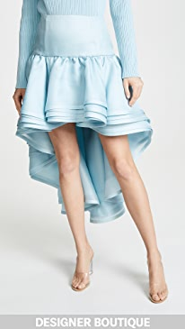 4b4d4acb7b Marc Jacobs. Layered High Low Skirt