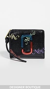 453de88671e8c Marc Jacobs. Mini Compact Wallet