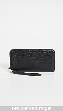 db55f4f8b8bbf Marc Jacobs. Standard Continental Wallet