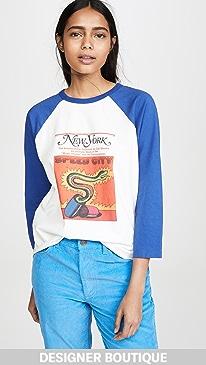 e0bb9eb6e Marc Jacobs. The Baseball T-Shirt