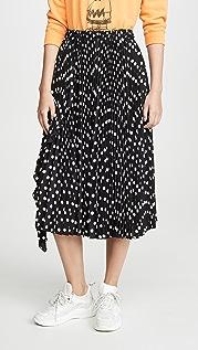 The Marc Jacobs 褶皱半身裙