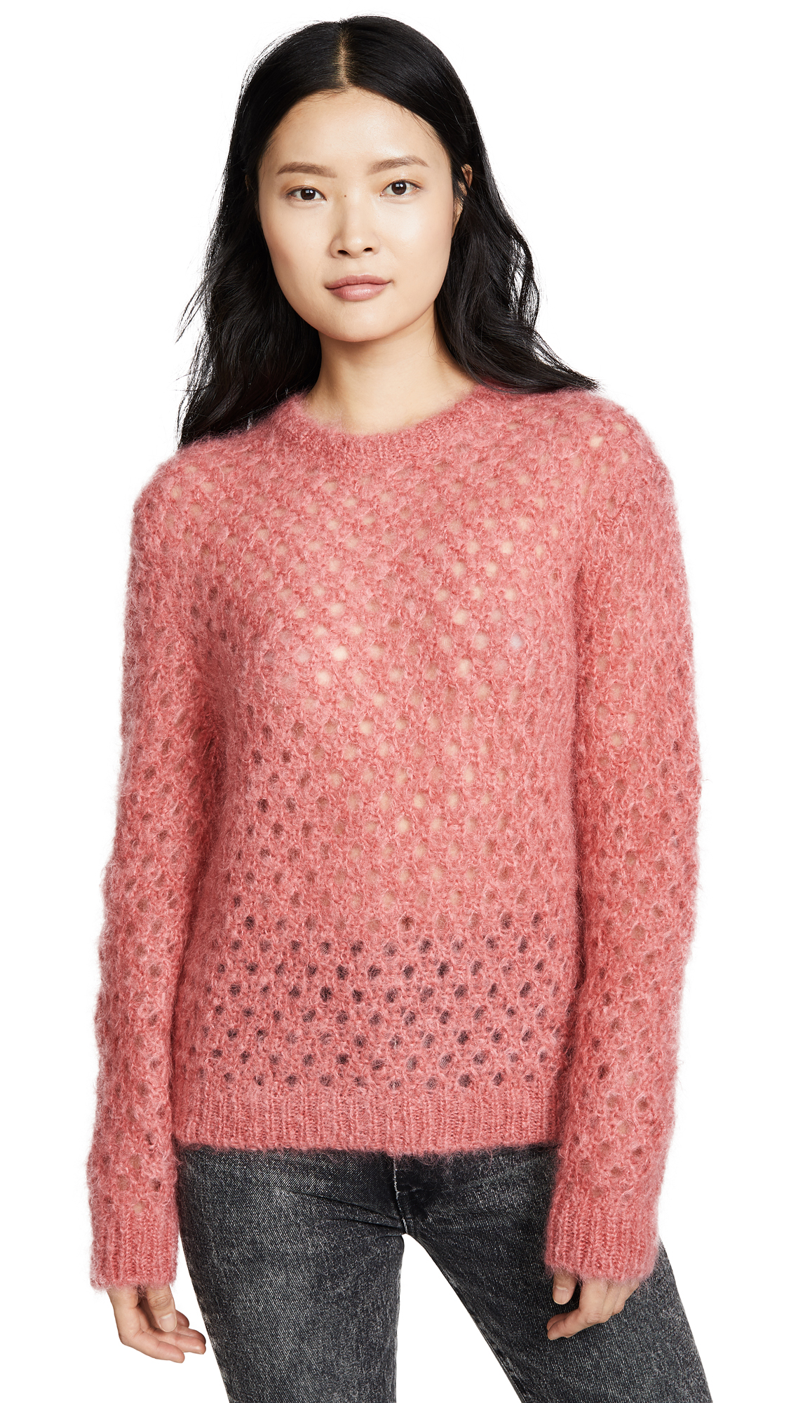 Buy The Marc Jacobs online - photo of The Marc Jacobs Crew Neck Sweater