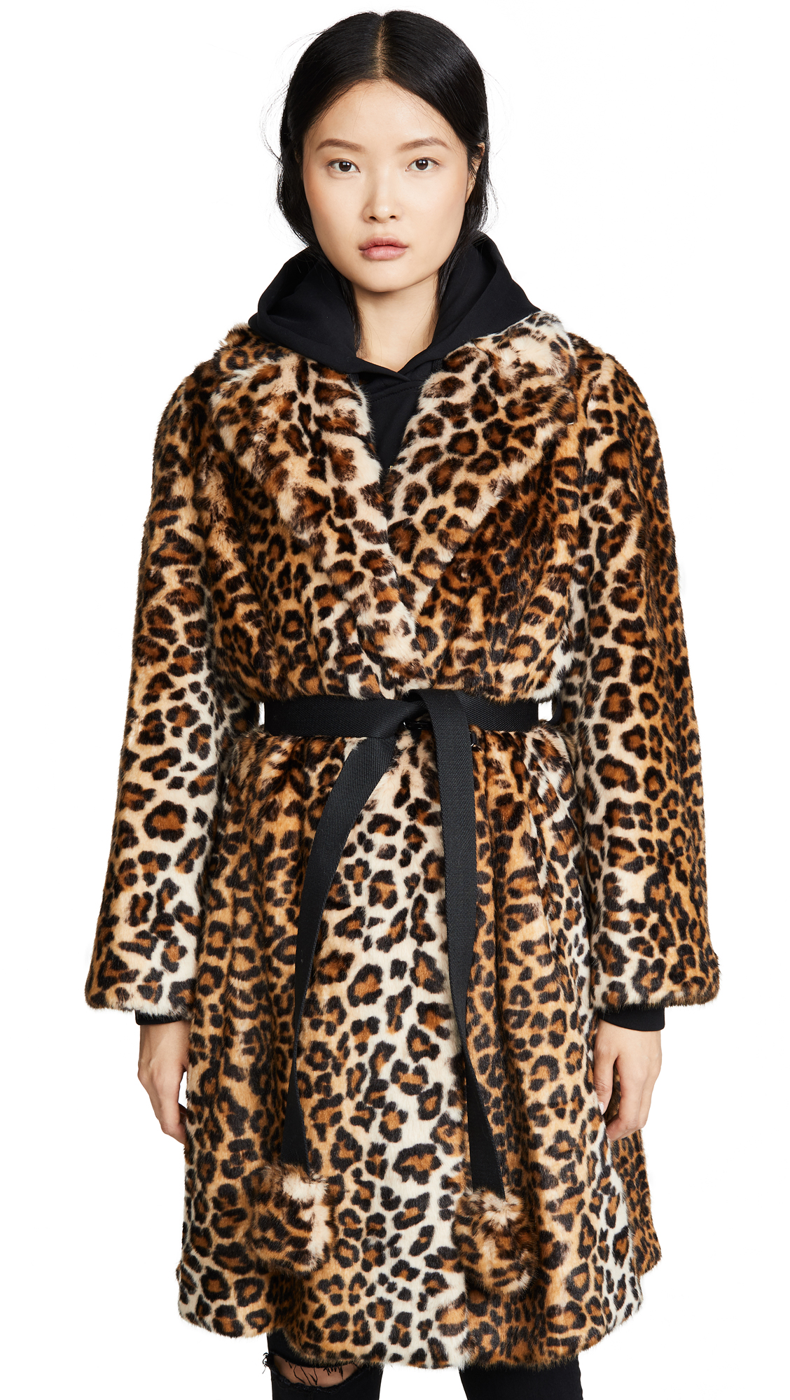 Buy The Marc Jacobs online - photo of The Marc Jacobs The Faux Fur Coat