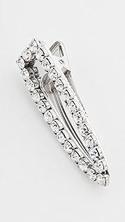 The Marc Jacobs The Diamante 发夹